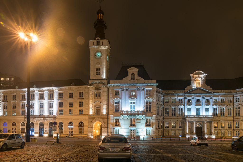 Neues Rathaus am Theaterplatz